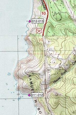 Boardman SP cliffs