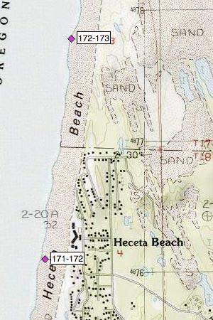 Heceta Beach North, Driftwood Shores