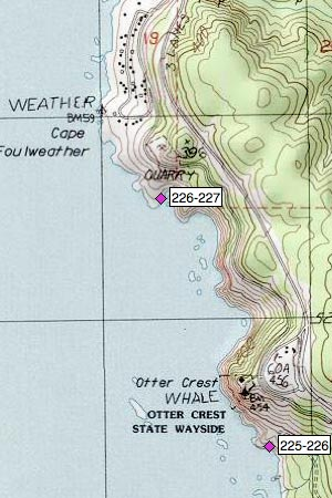Otter Crest, State Wayside