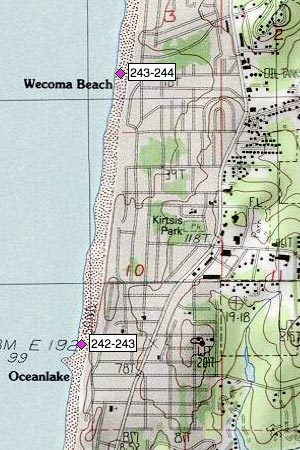 Wecoma Beach, Lincoln City