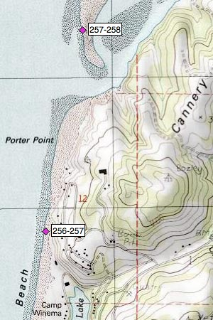 Porter Point, Nestucca River