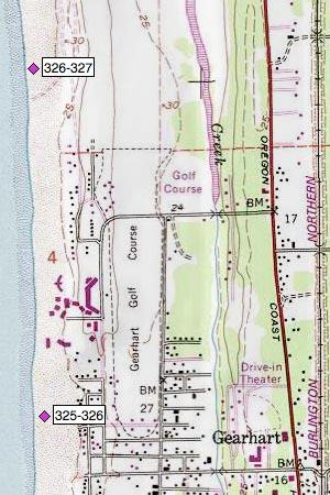 Clatsop Plains, Gearhart Golf Course, Gearhart north
