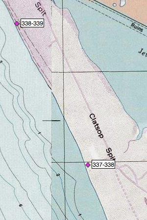 Clatsop Spit, Jetty Lagoon, Fort Stevens SP