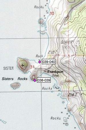 Sisters Rocks