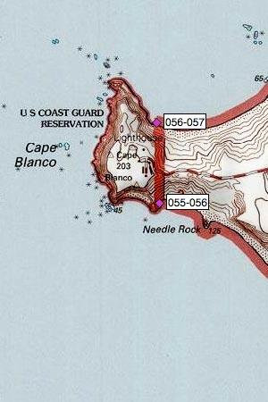 Cape Blanco, Lighthouse
