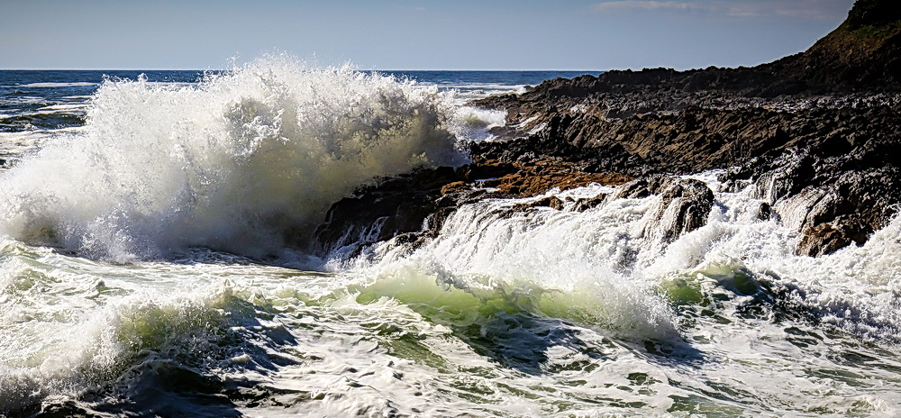 Devil's Churn.\Photo by Curtis Perry.