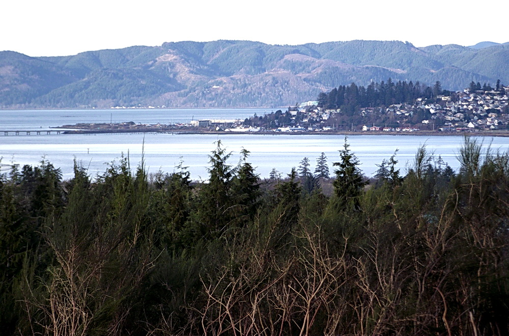 View from the Aspmo property.  Photo by Bob Goldberg.
