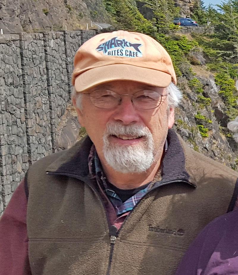 Photo of Bob Bailey.
