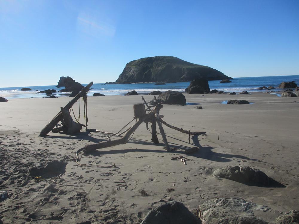Harris Beach State Park Picnic