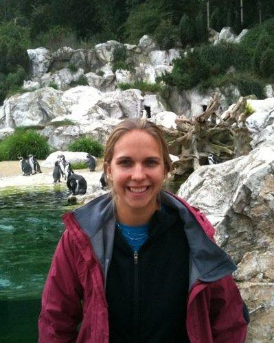 Photo of COASST Volunteer Coordinator Erika Frost.