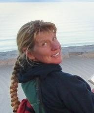 Photo of Laurie Weltkamp.