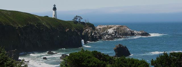 Photo of Yaquina Head.