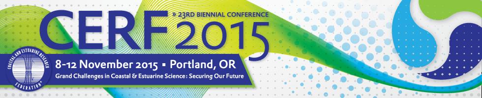 CERF conference banner.