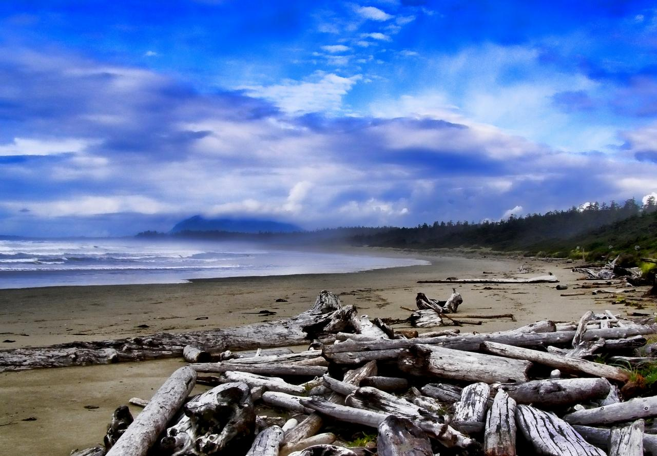 Pacific Rim National Park, BC Canada
