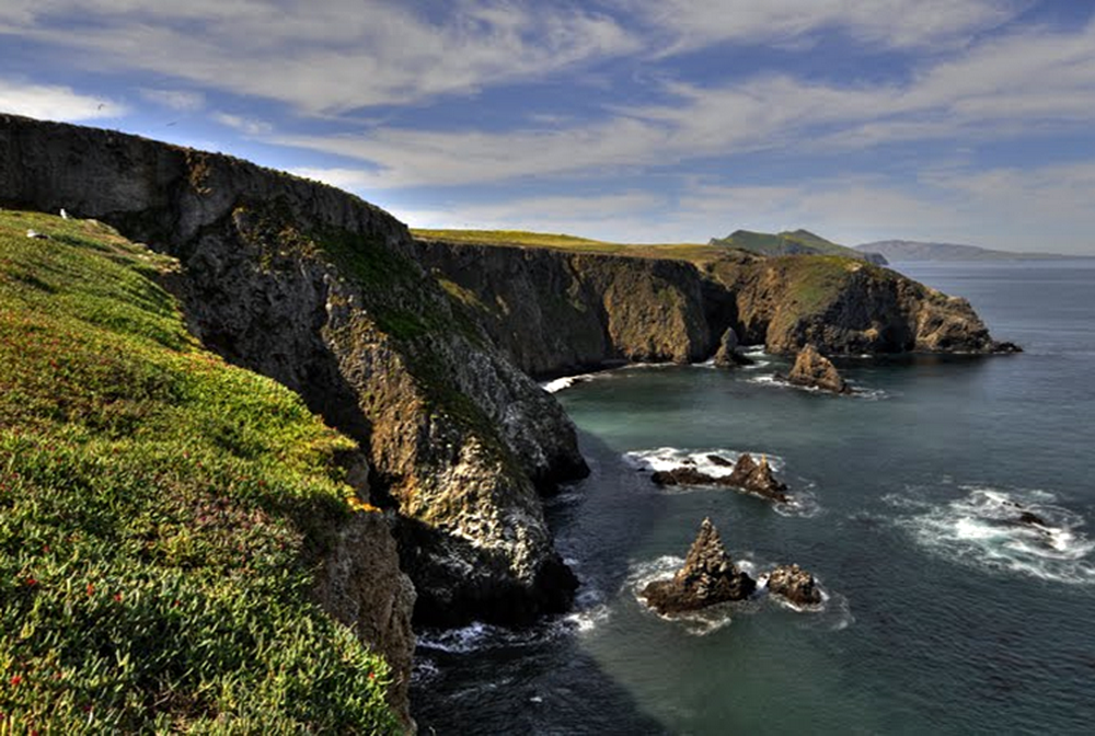 Channel Islands National Park and Marine Sanctuary.