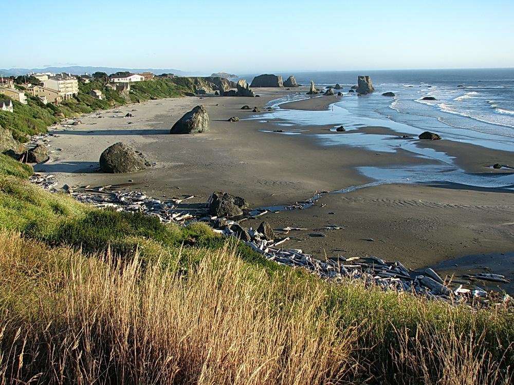 Coquille Point. | Photo by Sonja Peterson.