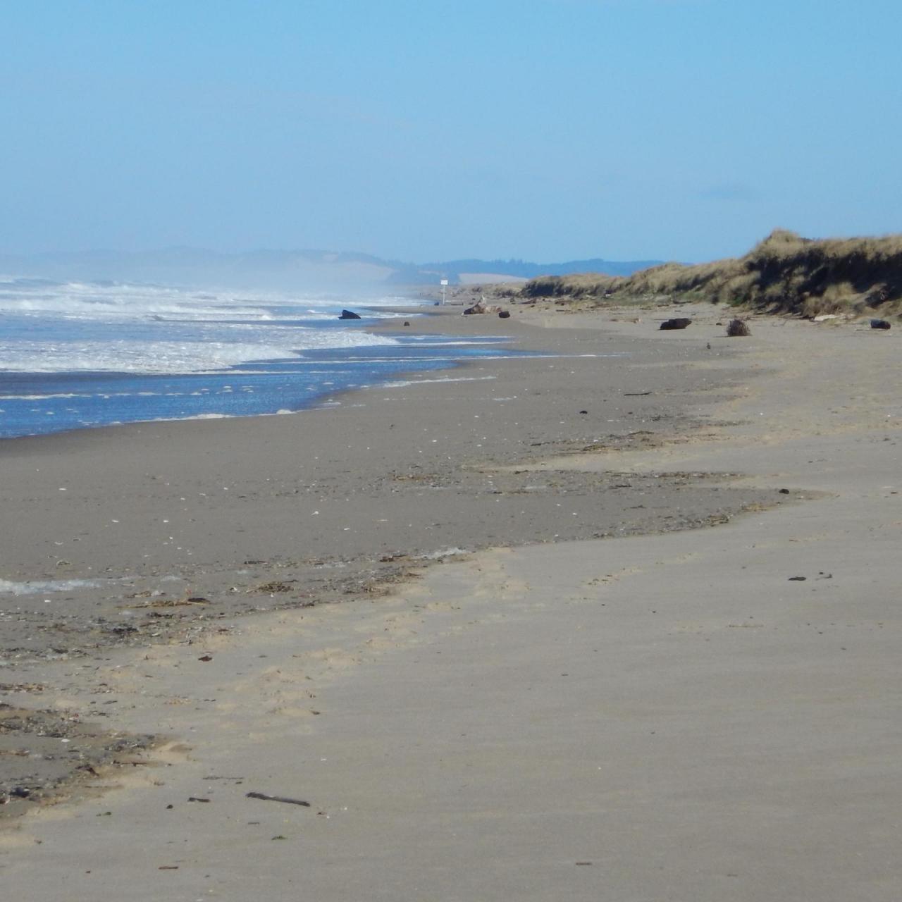 King Tide at Mile 129, Oregon Coast