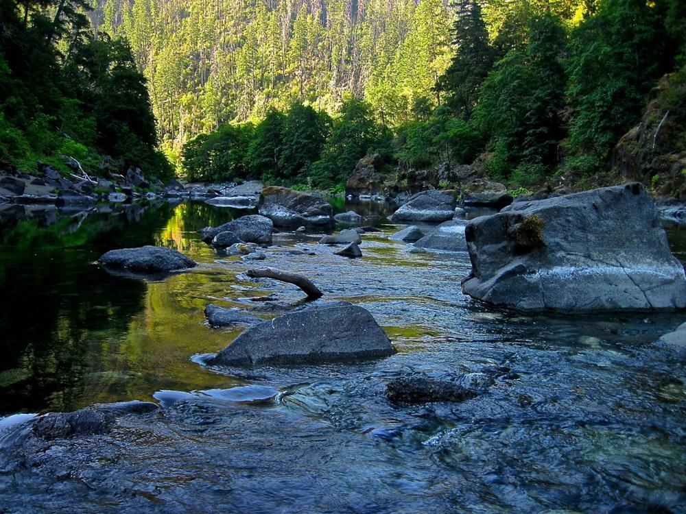 llinois River.\Photo by Tim Palmer.
