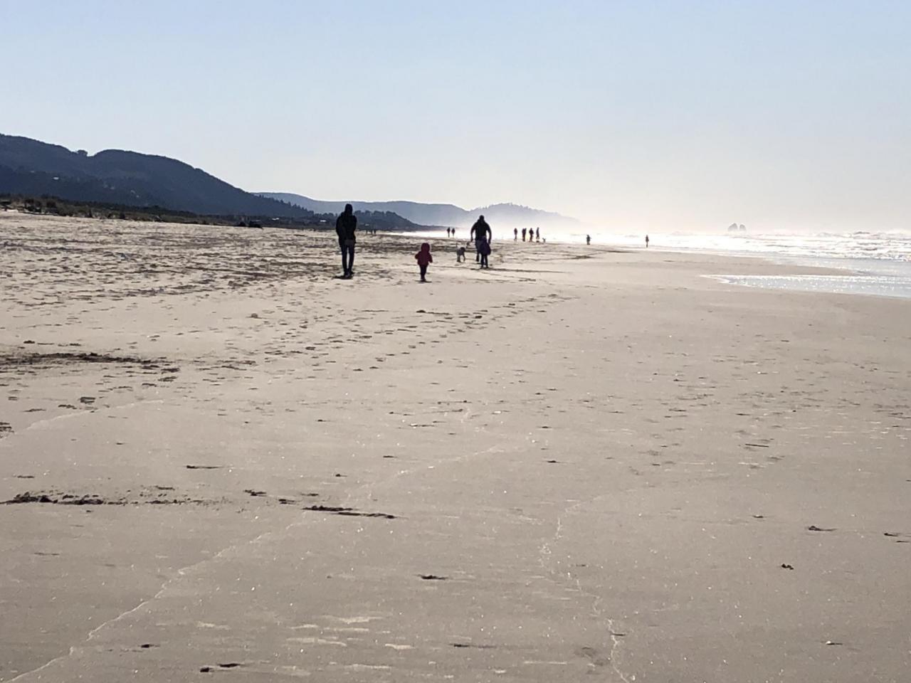 Nadonna Beach looking south