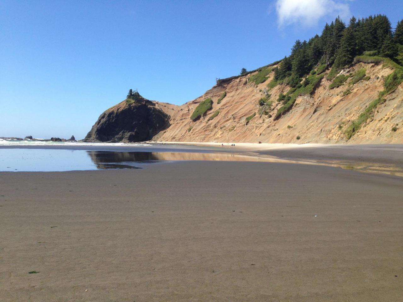 Road's End Beach