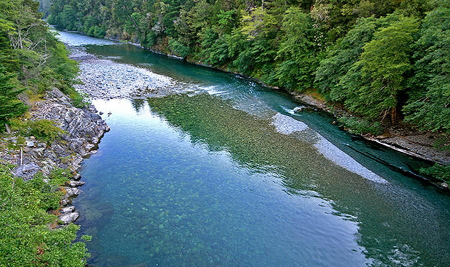 North Fork Smith River. Photo courtesy of Kalmiopsis Rivers.
