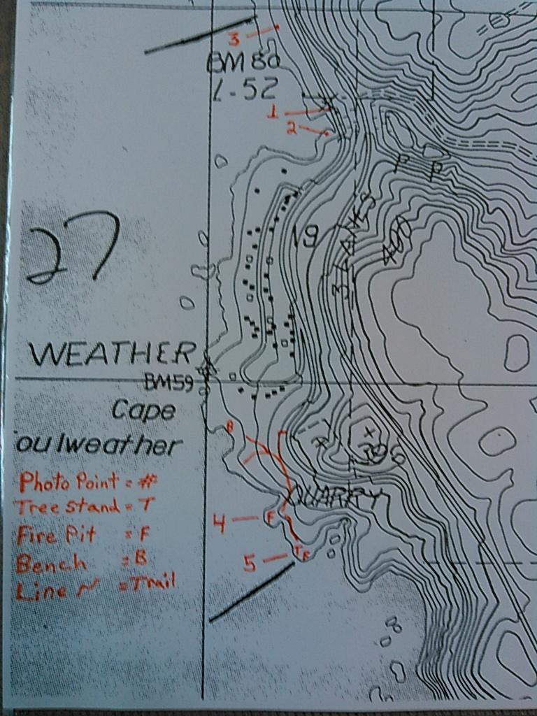 Mile227 Map Observation Report 21feb19
