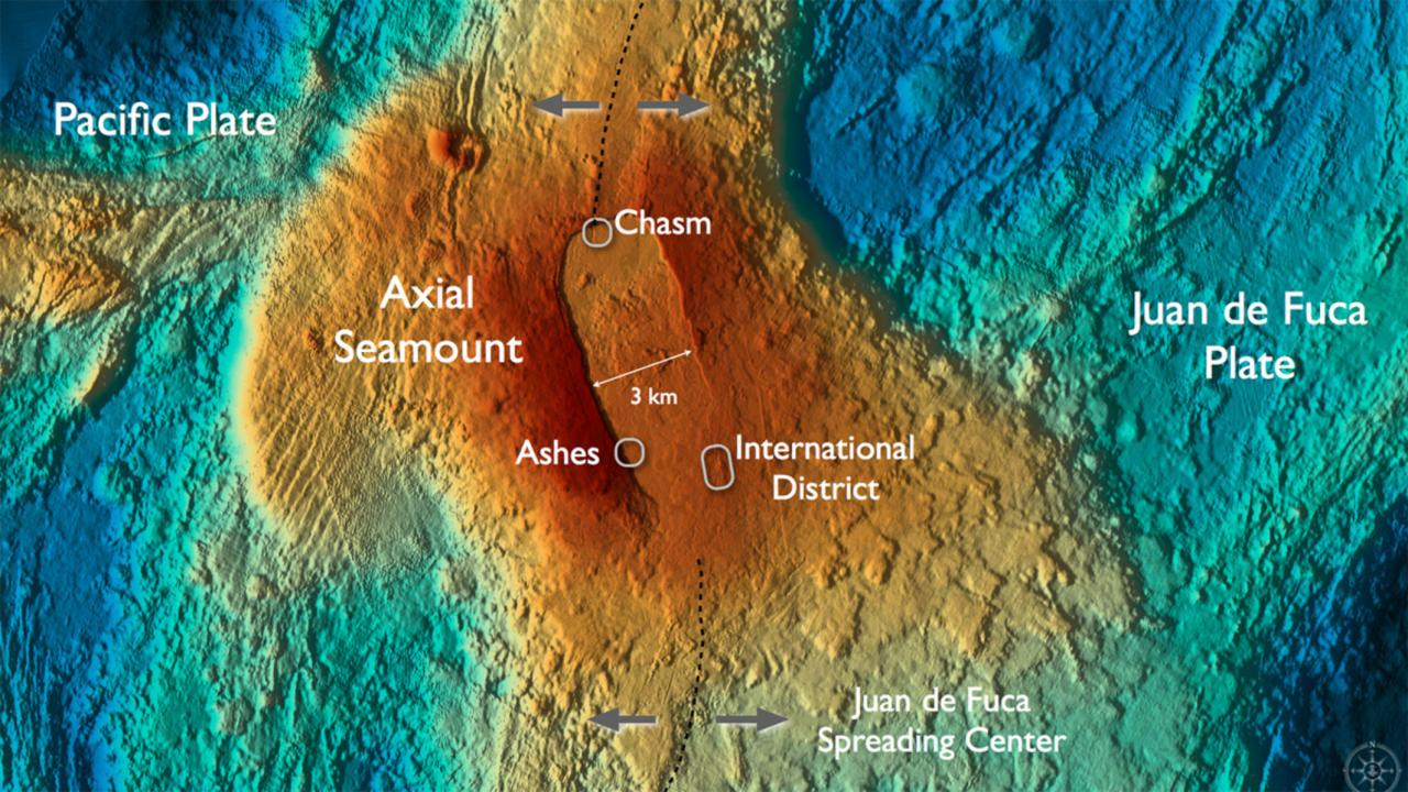 Axial seamount.