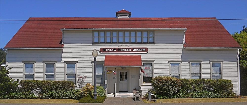 Siuslaw Pioneer Museum. | Photo courtesy of Florence Area Chamber of Commerce