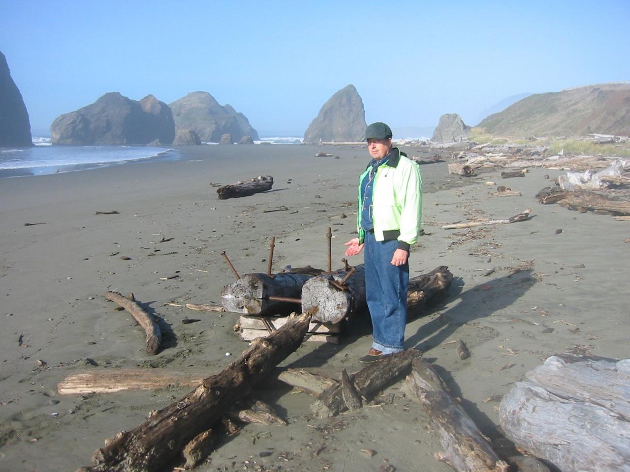 l2 short logs, rusty boltsand Jim
