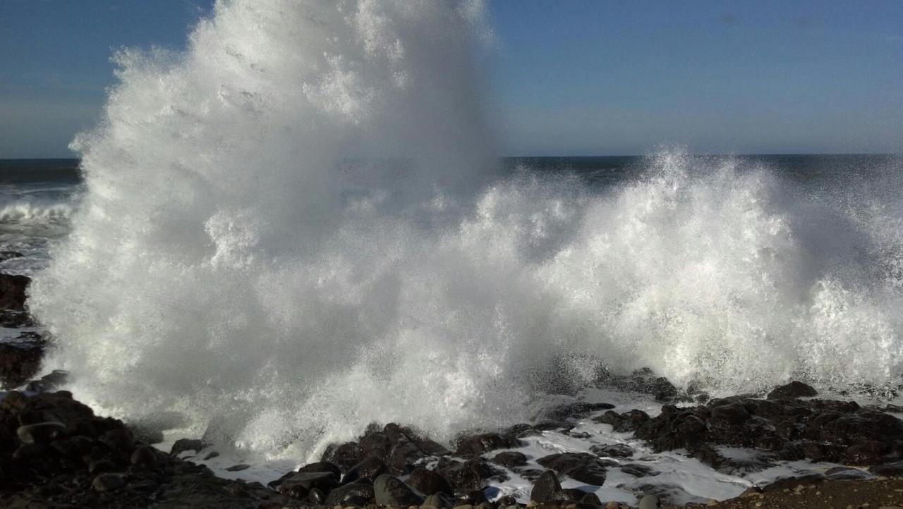 High tides.