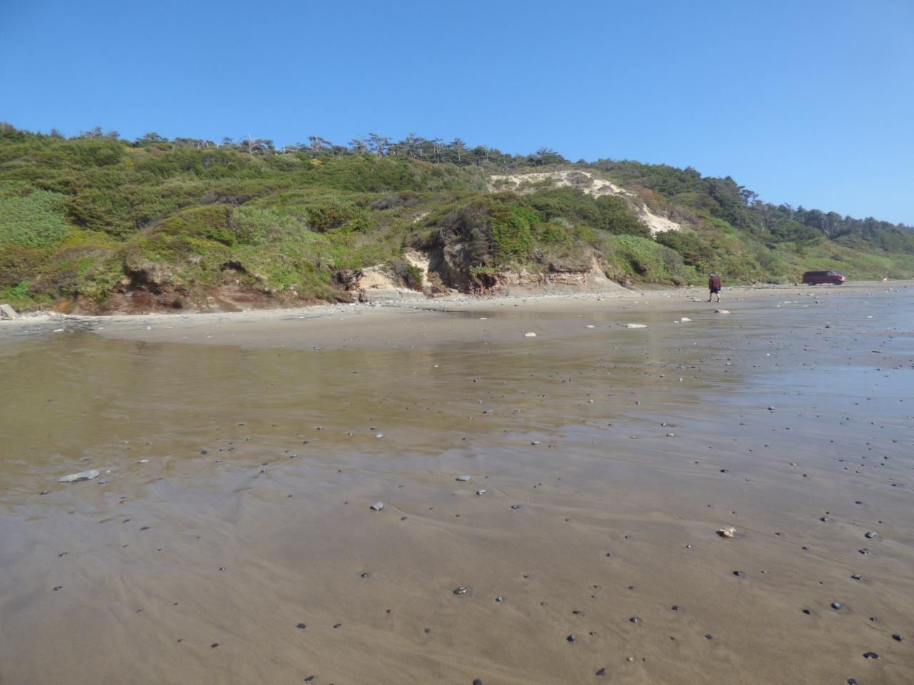 shore erosion