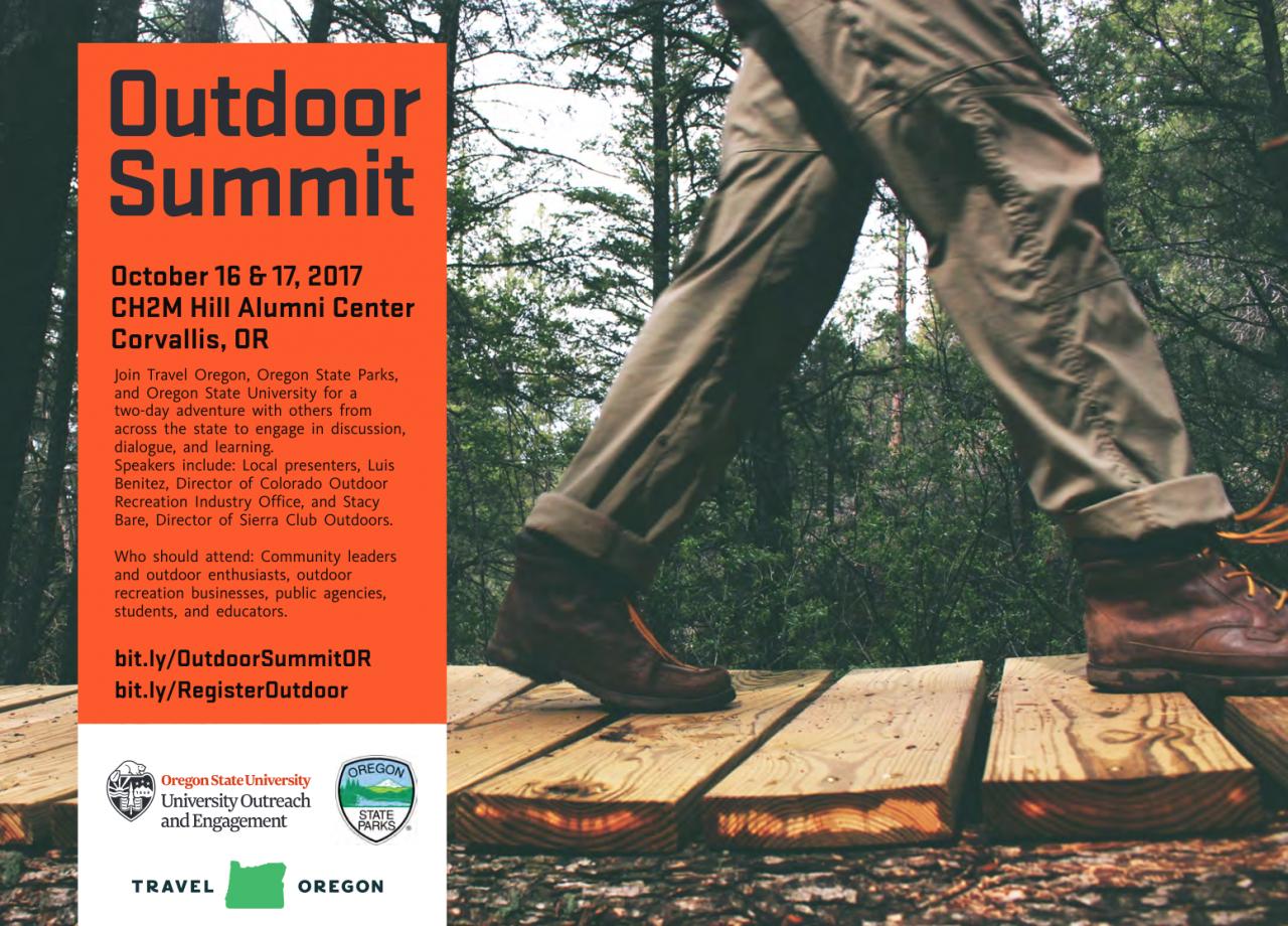 Outdoor Summit
