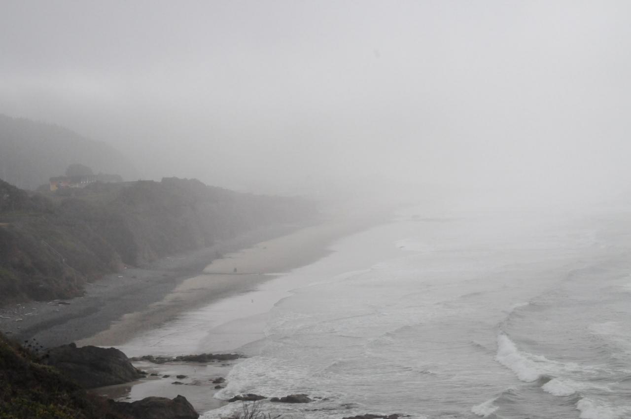 North half of Stonefield Beach