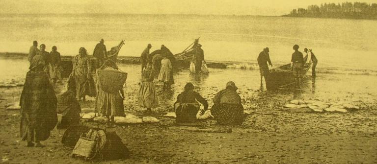 Alsea Tribe.   Courtesy of Lincoln County Historical Society