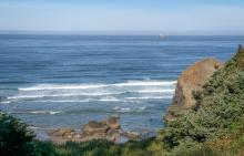 Tillamook Rock Light.