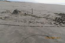 Beach Art Town