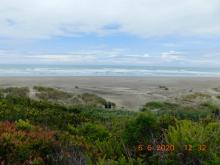 Driftwood Beach, from Driftwood Beach State Wayside
