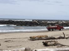 Fire Department to the Rescue, Nedonna Beach