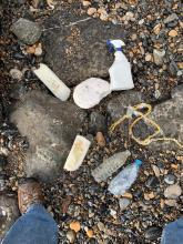 Mile 246 debris 12/30/2018