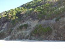 cliff slide