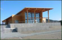 Crissey Field Visitor Center