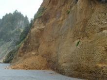 Erosion - bluff deterioration