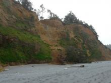 More erosion