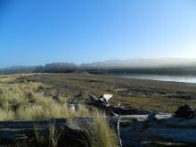 Floras Lake Beach