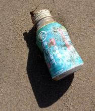 This is all I found from the Tsunami Debris.