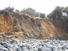 Erosion, Foredune disappearing