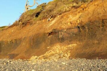 Cliff sliding