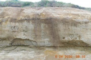 Buckley Creek petroglyphs