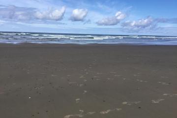 Our beautiful clean beach
