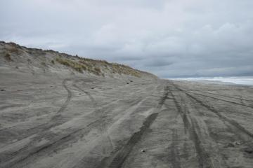 Vehicle Erosion